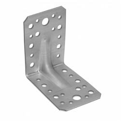 úhelník s prolisem KPL1, 90x90x65x2mm