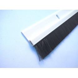 těsnící kartáček s vruty 102,5cm bílá STRIBO plast