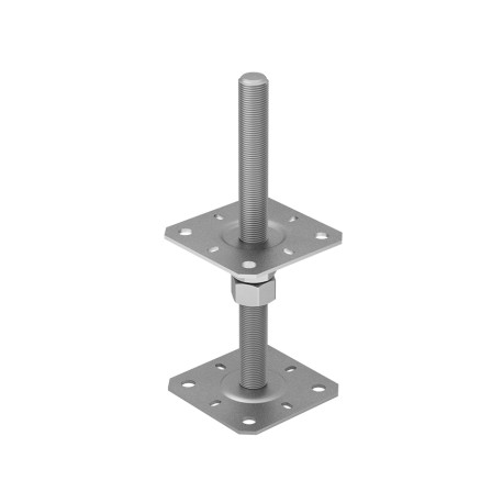 patka sloupku PSR 100 M20 stavitelná, galvanický zinek