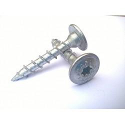 vrut pro tesařské kování 8,0x40 T40 spec.úprava, RAPI-TEC
