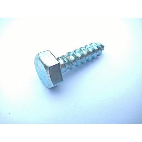 vrut šestihranný 10x 40 ZB (DIN 571)