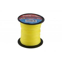 provázek stavební pletený 50m/2mm žlutý