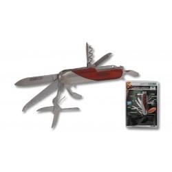 nůž kapesní multifunkční 180mm STALCO